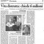 Il Gazzettino di Treviso 25 5 2015